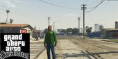 GTA V Carl Jonson Beta