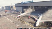 Airport on Fire