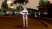 Dead Or Alive 5 Honoka Bunny Outfit