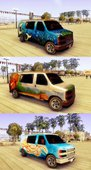 GTA V Bravado Paradise Artworks Pack