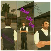 Stand Like Cop for Android