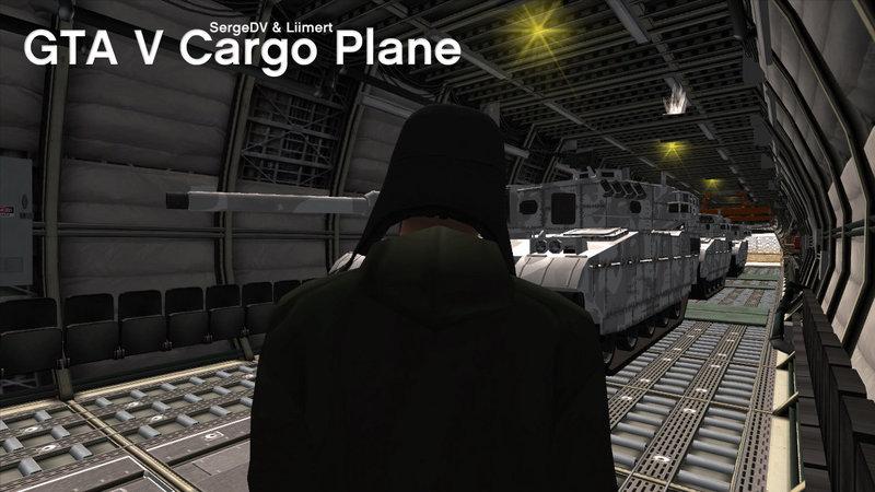 Gta san andreas gta v cargo plane mod gtainsidecom for Gta sa plane interior mod