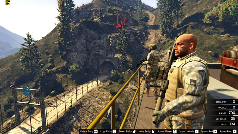 How to get inside military base gta 5 online