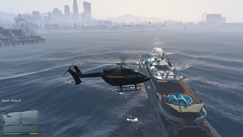 GTA 5 Executives and Other Criminals DLC vehicles for single