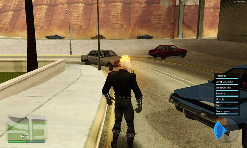 GTA Sa Moded Pc Game