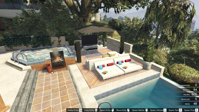 how to get inside playboy mansion gta 5