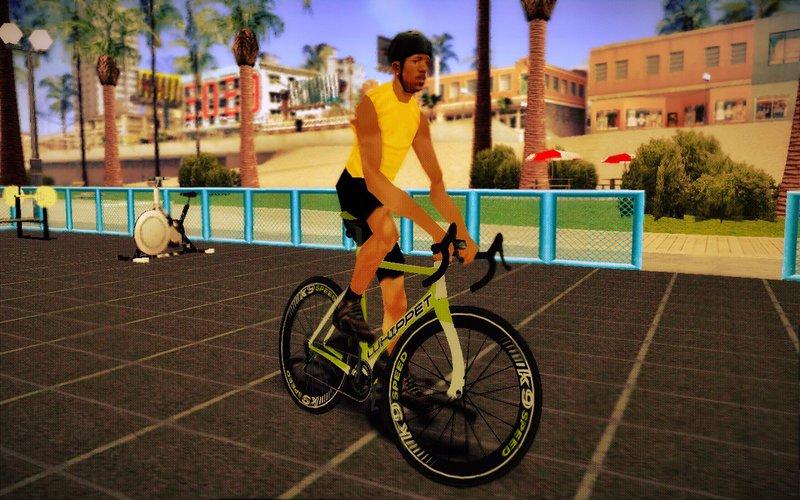 GTA San Andreas GTA V Whippet Race Bike Mod - GTAinside com