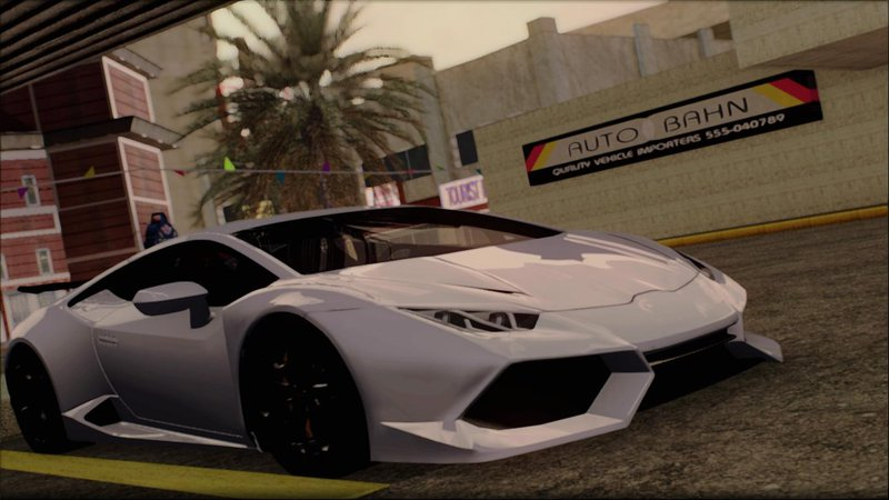 lamborghini huracan gta sa mod lamborghini huracan performante lp640 4 2017 v1 for gta san. Black Bedroom Furniture Sets. Home Design Ideas