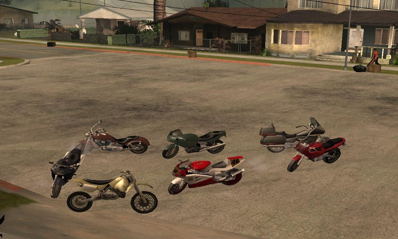 Grand Theft Auto San Andreas Cheat For Motorbike Ps2 ...