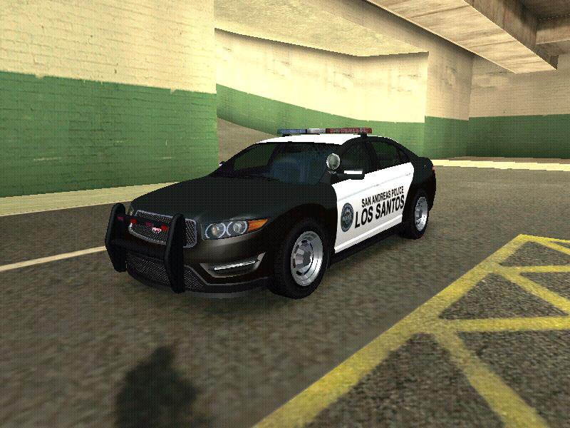 GTA San Andreas GTA 5 Police Pack for SA Mod - GTAinside.com