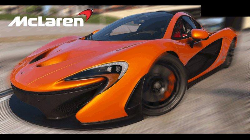 2015 Mclaren P1 [HQ | DigitalDials | GTR Tuning Set]