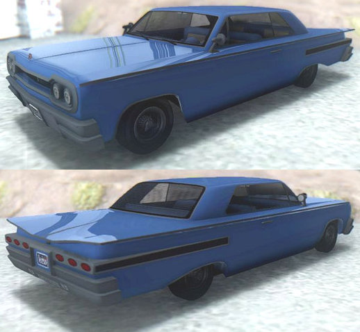 GTA V Declasse Clean Voodoo Custom