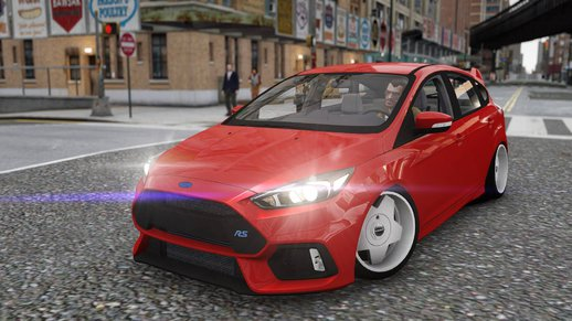 2017 Ford Focus RS Camber [DTD]