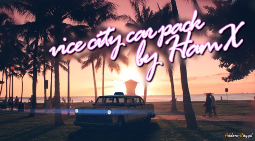 GTA Vice City cars for San Andreas
