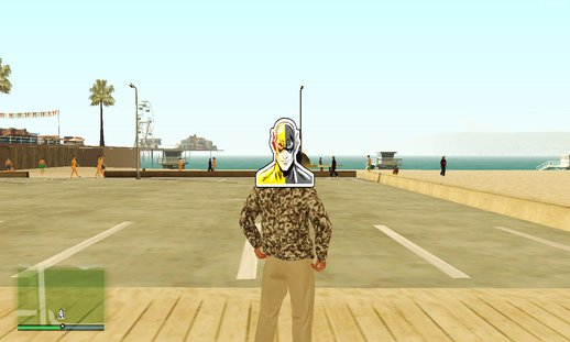 Flash Mod v1.0 for GTA San Andreas