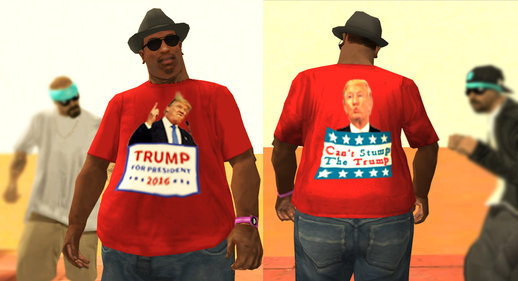 Trump for President T-Shirt