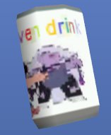 Steven Universe Drink Can