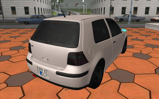 Volkswagen Golf IV Romanian Edition