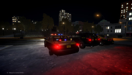 GTA IV Maryland State Trooper Pack