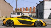 2014 McLaren P1 (Retexture)7/18 [Add-On/Replace]
