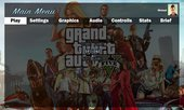 GTA V Loadscreens and Menu