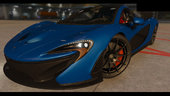 2015 Mclaren P1 [HQ | DigitalDials | GTR Tuning Set]