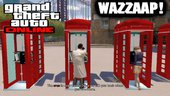 London British Phone Box Mod