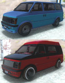 GTA V Declasse Moonbeam & Custom