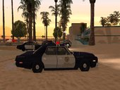 1974 Dodge Monaco LSPD General Dutys Unit Lightbar verson