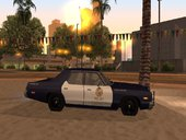 1974 Dodge Monaco LSPD StickTop version