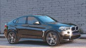BMW X6M F16 [Add-On / Replace | Animated] v3.0