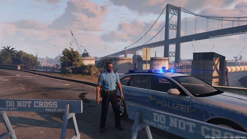 Gta 5 German Police Car Pack - ▷ ▷ PowerMall