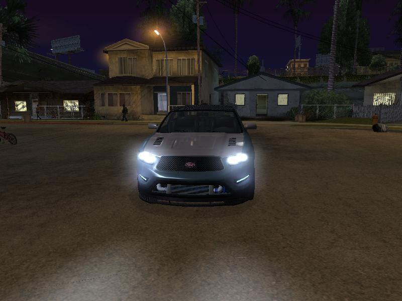 GTA San Andreas Premier LCPD Mod - GTAinside.com