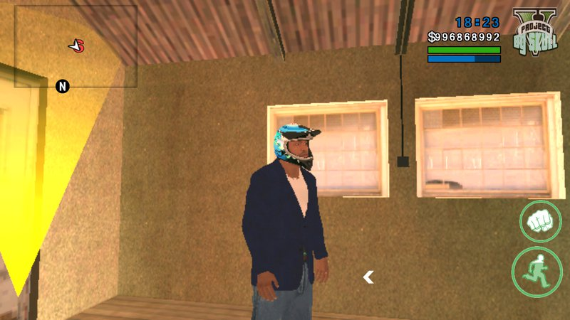 GTA San Andreas Franklin MEGA Update for Android(Fixed) Mod