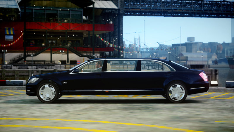 Gtainside gta mods addons cars maps skins and more for 2011 mercedes benz s600