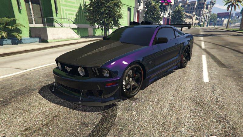 Ford Mustang Gt Mk V