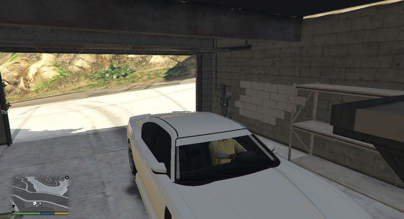 Gta San Andreas Gta V Style Garage Cameras Beta Mod Gtainsidecom