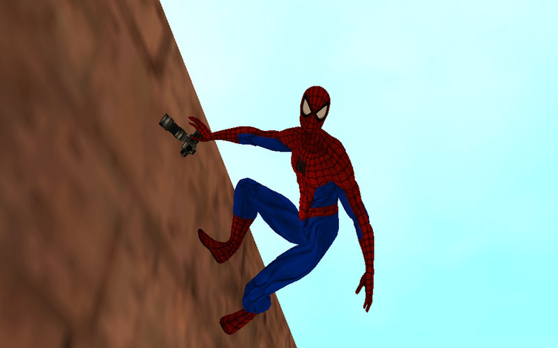 GTA San Andreas Amazing Spider-Man Comic Version Mod