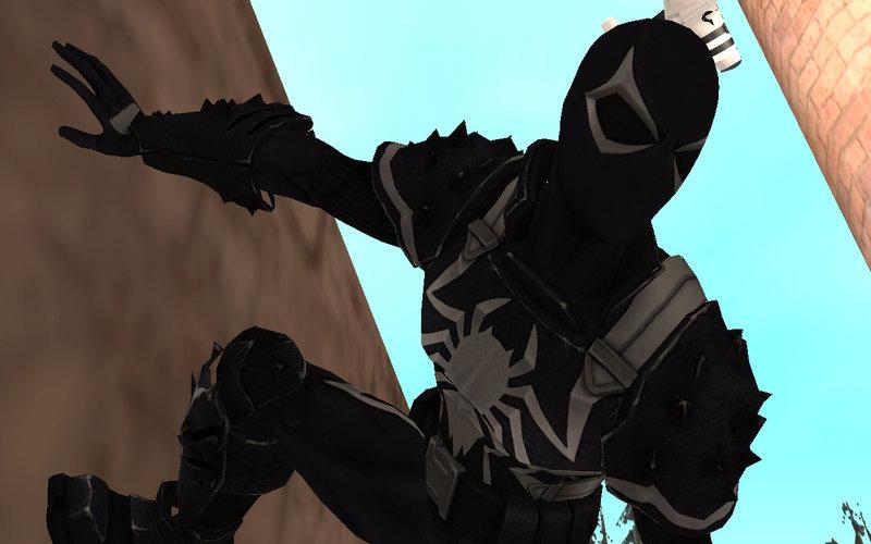 GTA San Andreas Agent Venom Mod - GTAinside com