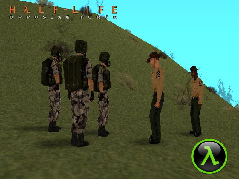 Скачать Игру Half Life Opposing Force Через Торрент - фото 9