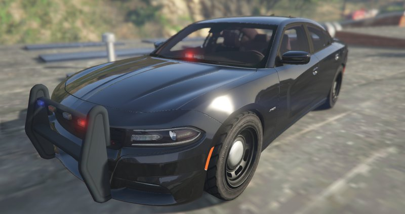 GTA 5 Unmarked 2015 Charger Mod - GTAinside.com 2015 Police Charger