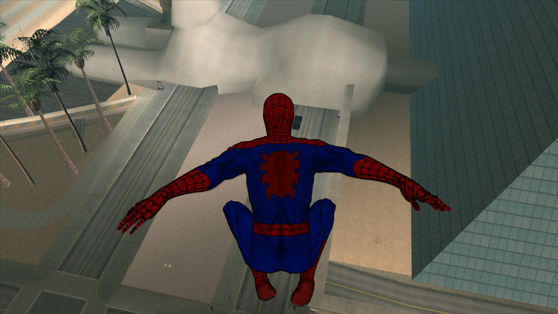 Gta San Andreas Ultimate Spiderman Mod Free Download | Ritchie