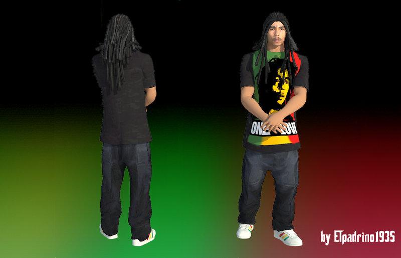 Bob Marley [Celebrities] ...