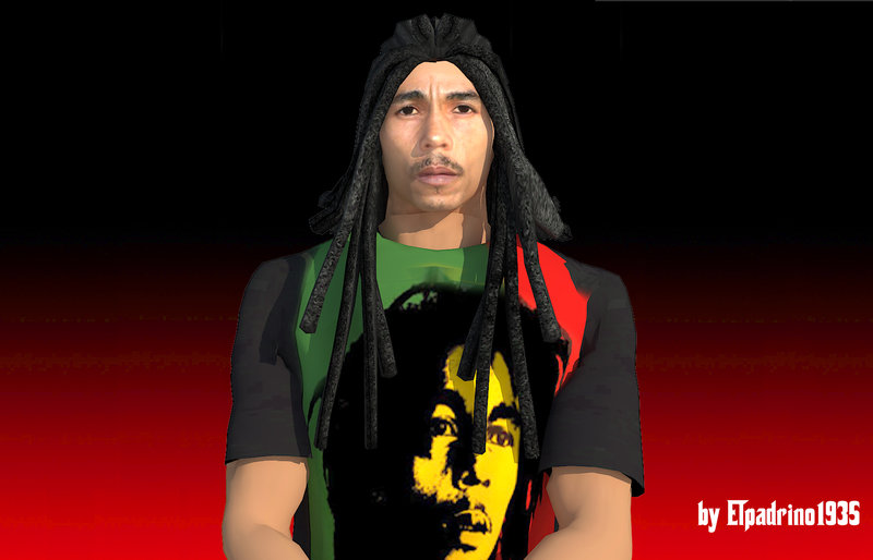 Bob Marley [Celebrities]