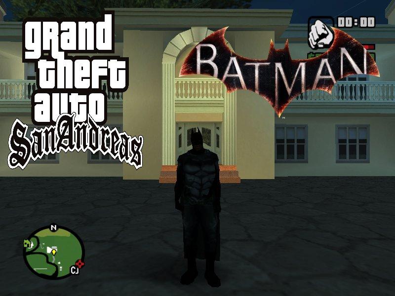 gta vice city batman mod free download