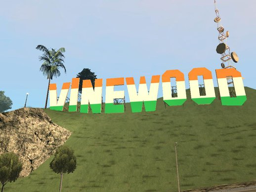 Indian Vinewood Map