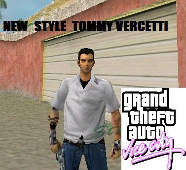 New Style Tommy Vercetti