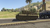 Tiger I (World War II Tank) [Add-On]
