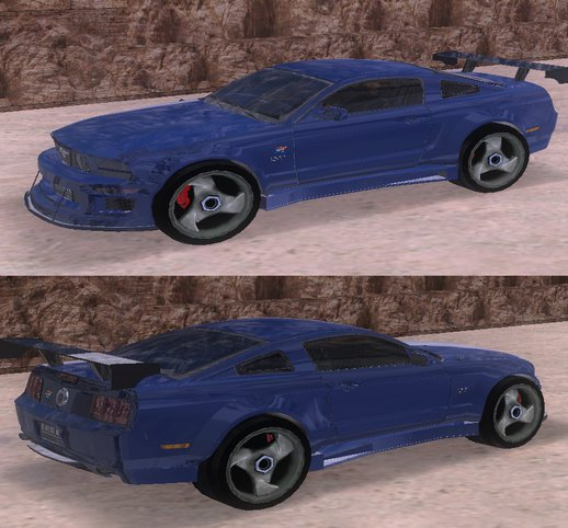 [III] Ford Mustang GT Modification