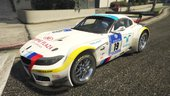 BMW Z4 GT3 V3 multilivery